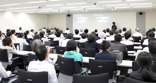 日本IBM「ISE Technical Conference 2013」にて、講演をさせていただきました。