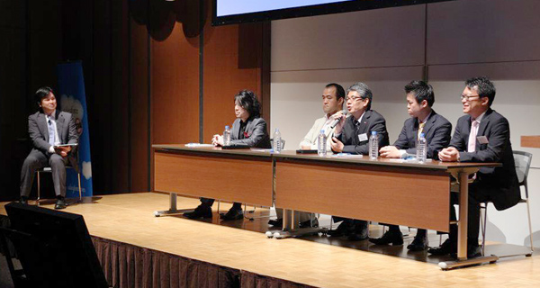 「Salesforce Solutions Roadshow 2012 名古屋」にて、講演をさせていただきました。