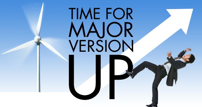 「メジャーバージョンアップ」をテーマに第17期がスタートしました。