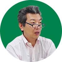 入試課広報部長補佐 デジタルメディアデザイン教授 渡邉敏之 様