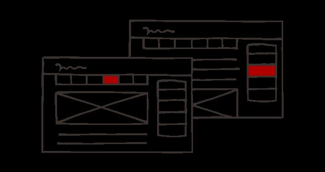 ビジュアルデザイン