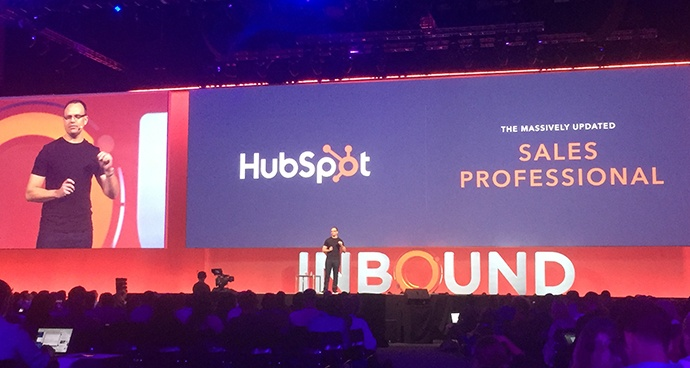 INBOUND2017 HubSpot製品アップデート【速報】