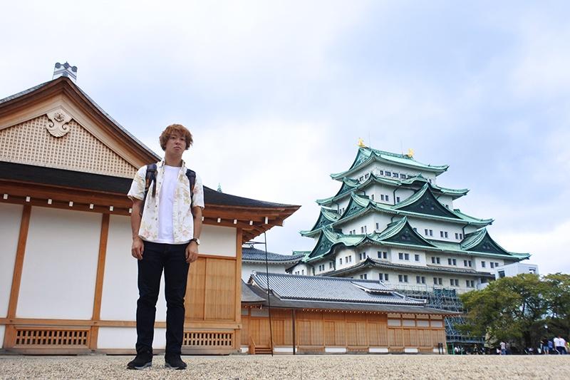 宮古島オフィスのスタッフ、はじめて名古屋に行くの巻
