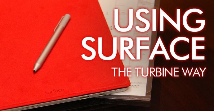 「Surface Pro」で変わる、チームのワークスタイル