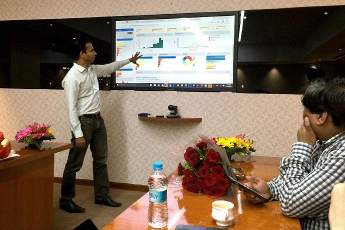 知的労働集約産業へのイメージが高いインド
