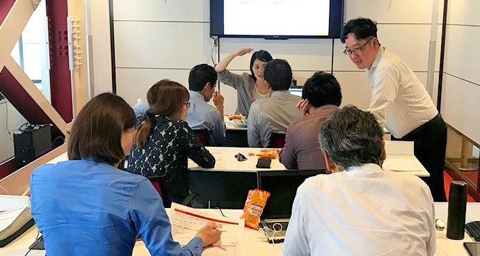「Web担当者と上司のマーケティング実践セミナー」開催レポート