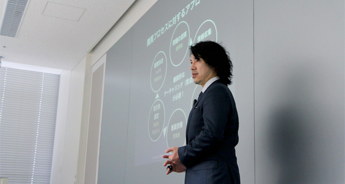 中部初 Marketo(マルケト)で始まるBtoBマーケティング新時代セミナー